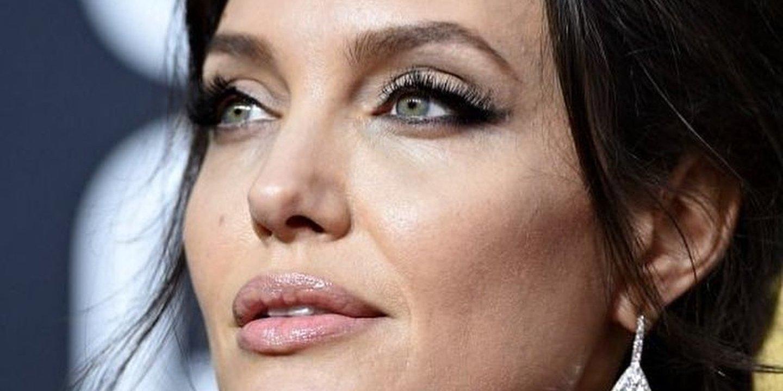 Angelina Jolie está loira - e tudo para um novo filme