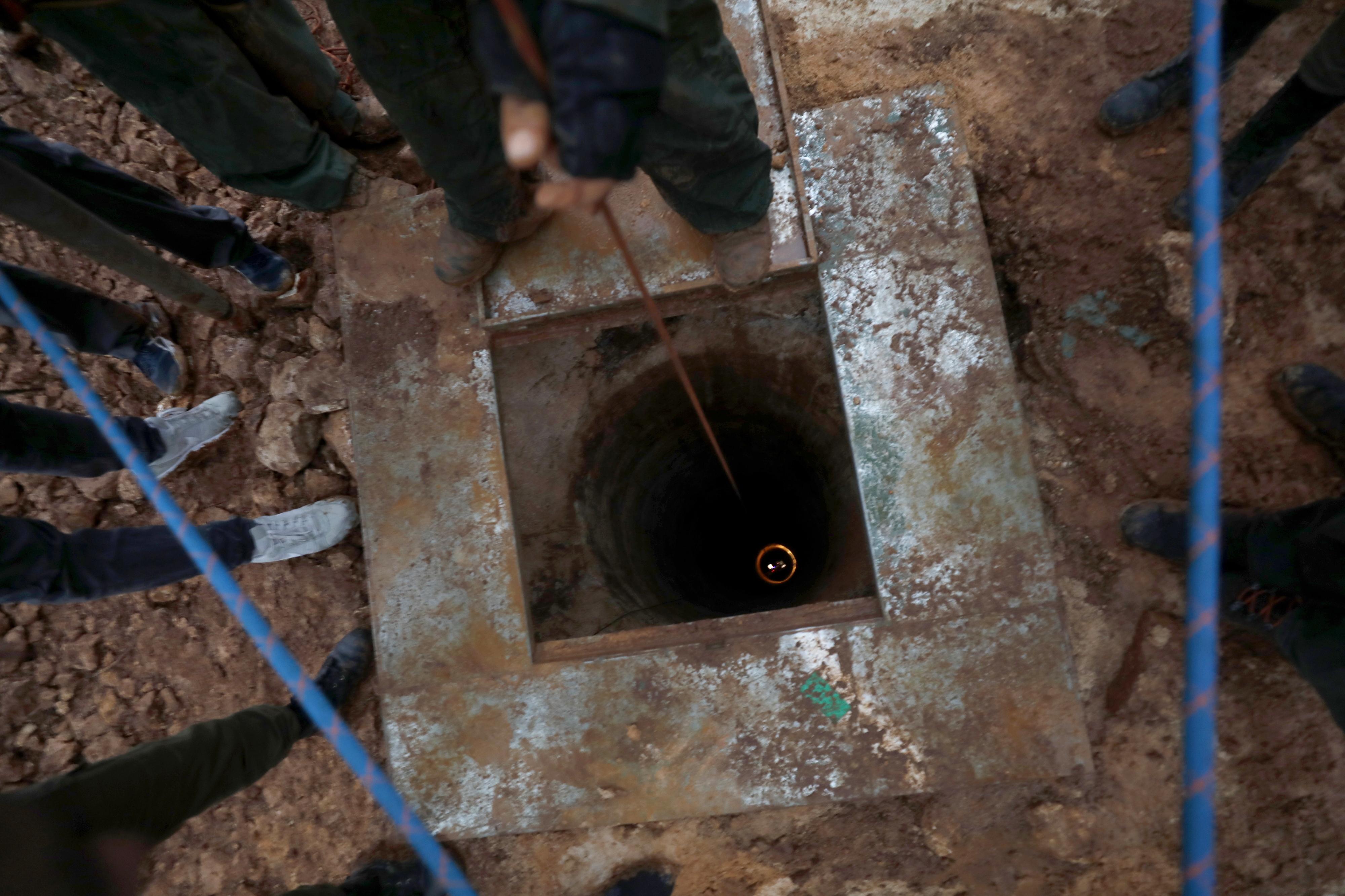 Israel instala sistema subterrâneo para neutralizar escavação de túneis a partir do Líbano