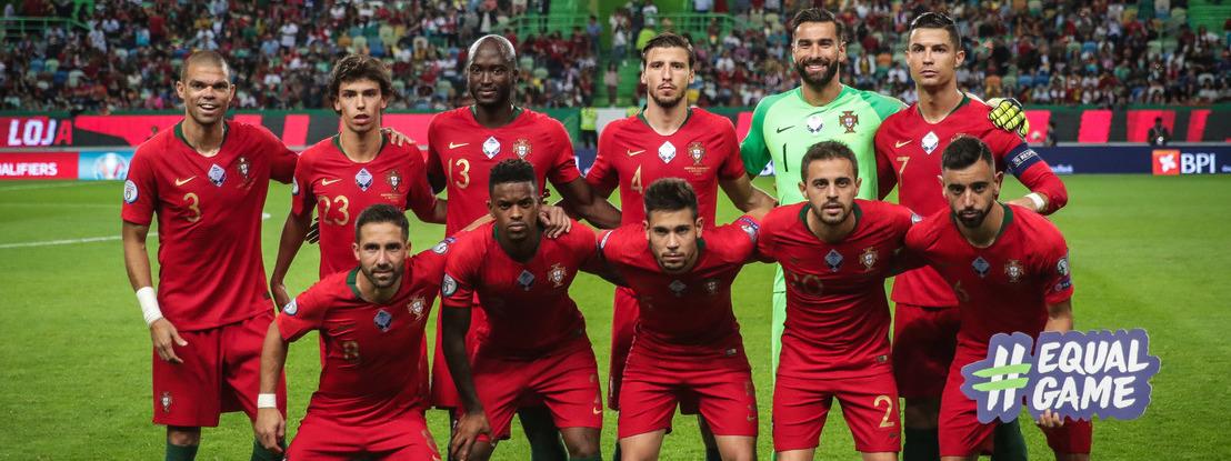 Euro2020: Portugal pode confirmar apuramento com teste difícil em Kiev