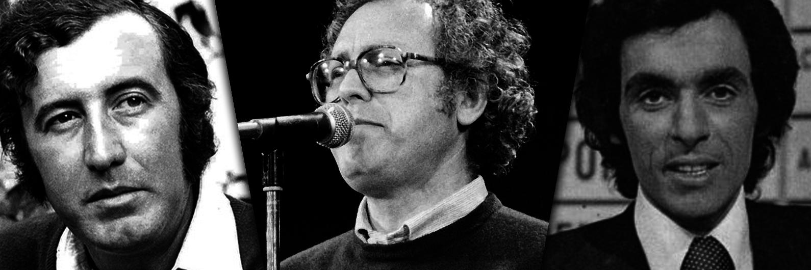 De Zeca Afonso a Paulo de Carvalho: As vozes da revolução