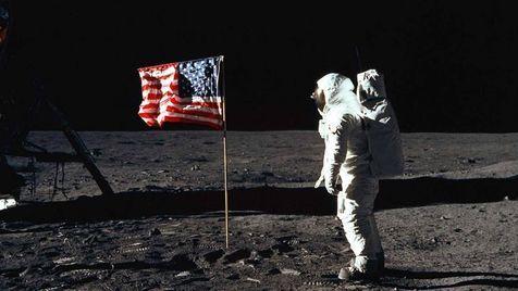 Chegada à Lua - 50 Anos