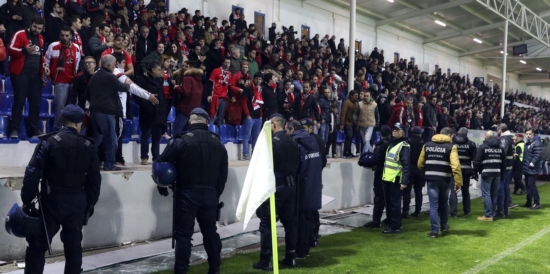 Conselho de Disciplina da FPF arquiva processo contra Benfica