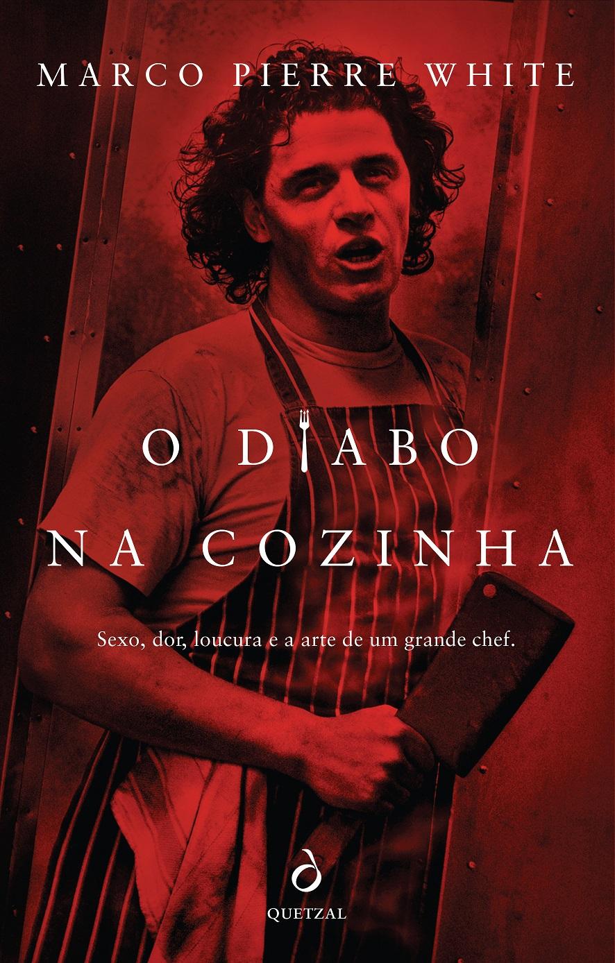 """Livro: """"O Diabo na Cozinha"""" chega com sexo, dor, loucura e arte"""