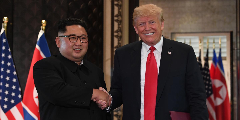 Donald Trump e a nova ordem mundial