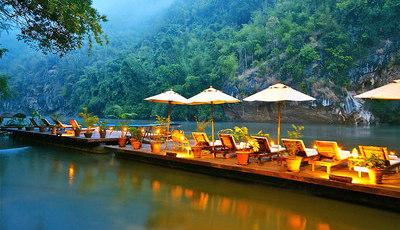 8 hotéis flutuantes completamente encantadores