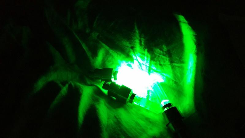 LEDs de pontos quânticos vão reduzir a conta de energia para metade