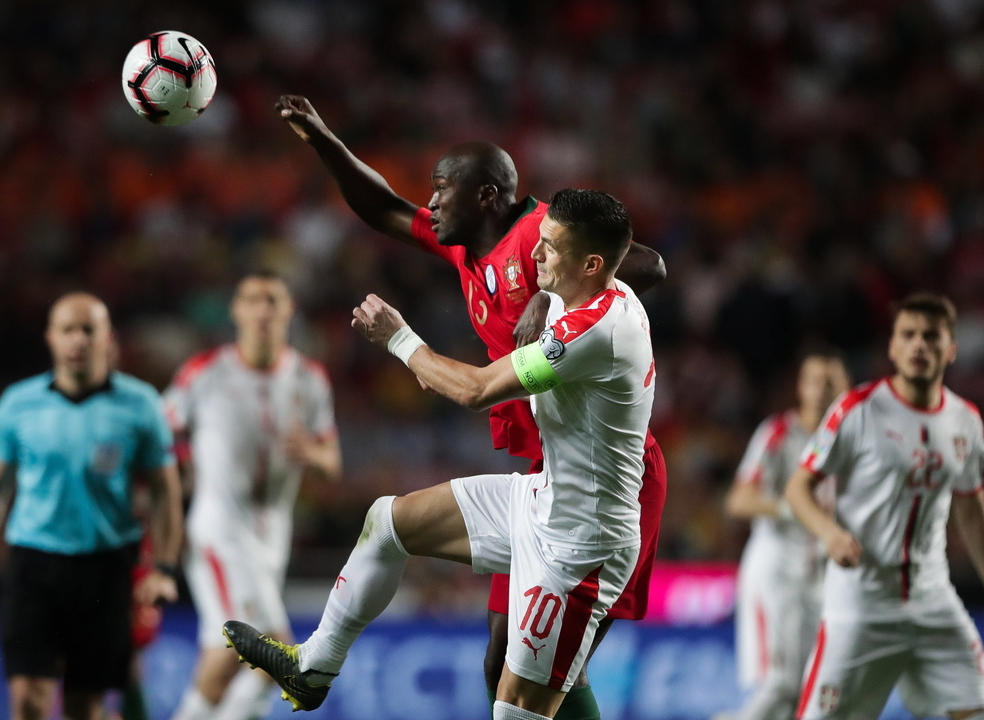 Portugal 1-1 Sérvia: já temos a calculadora no bolso