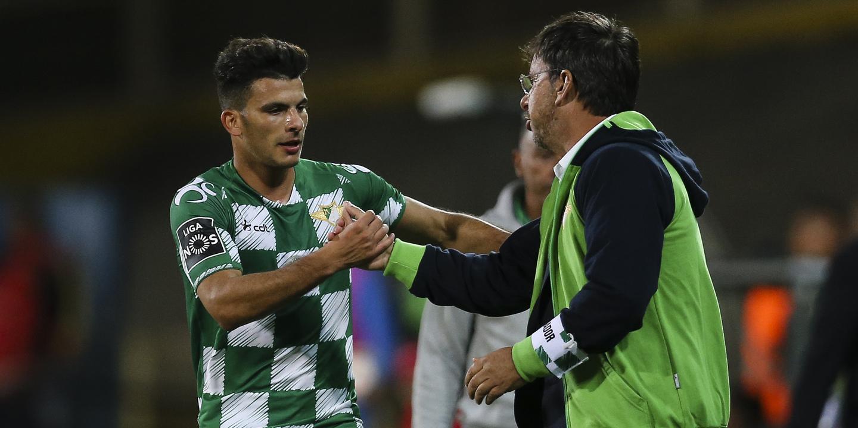 """Manuel Machado só admite vitória frente ao Braga: """"Um resultado positivo é ganhar no nosso terreno"""""""