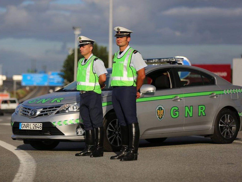 Numa semana, GNR detém 418 pessoas. 140 por condução sob efeito do álcool