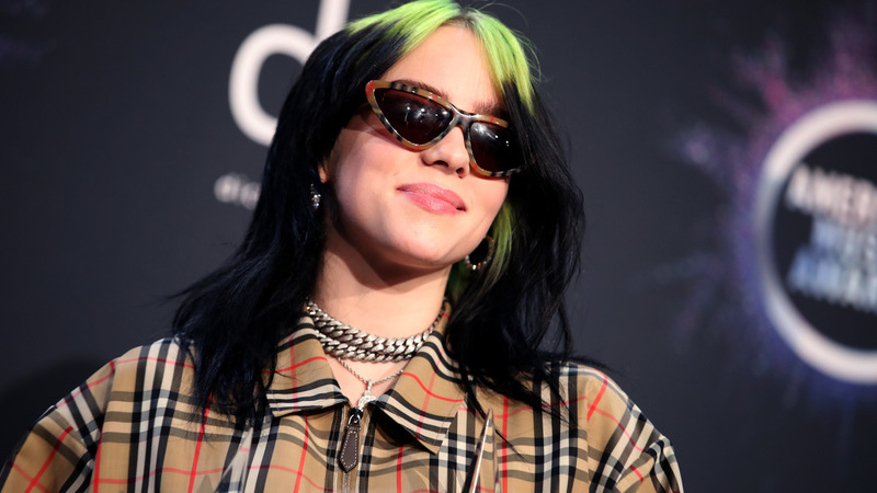 Billie Eilish vai cantar o tema do próximo Bond