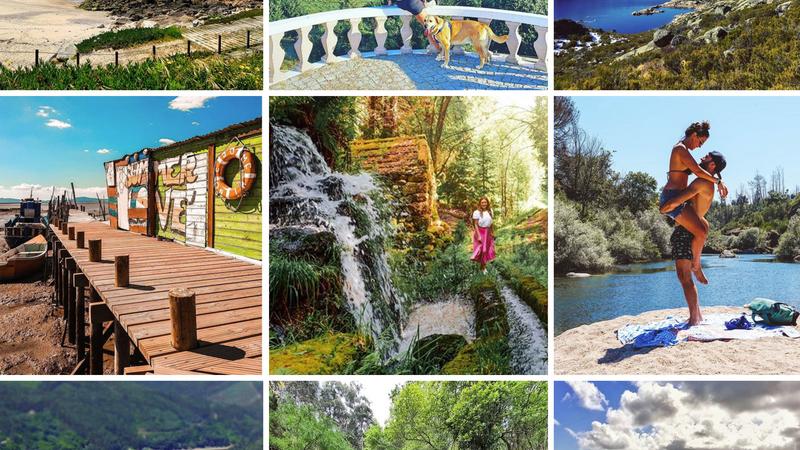 Viagens de Instagram: quantos destes lugares de Portugal conhece?