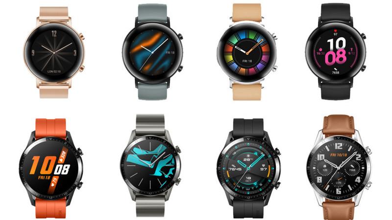 Huawei Watch GT2, o smartwatch com duas semanas de autonomia
