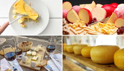 10 curiosidades interessantes sobre o queijo