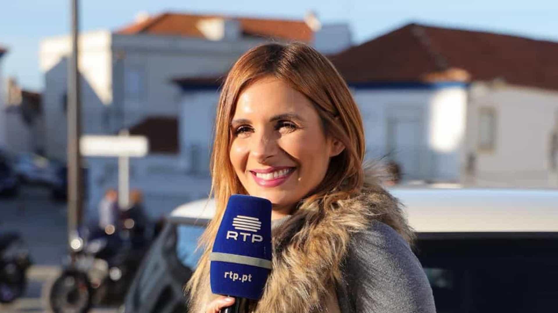 """Apresentadora Catarina Camacho: """"Voltei a ter a minha barriga de 25 anos"""""""
