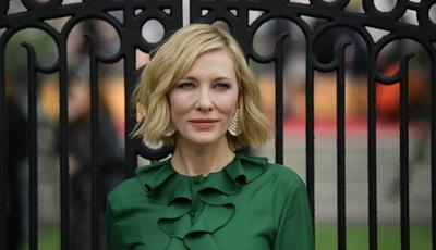 Cate Blanchett vai presidir ao júri do Festival de Cinema de Veneza
