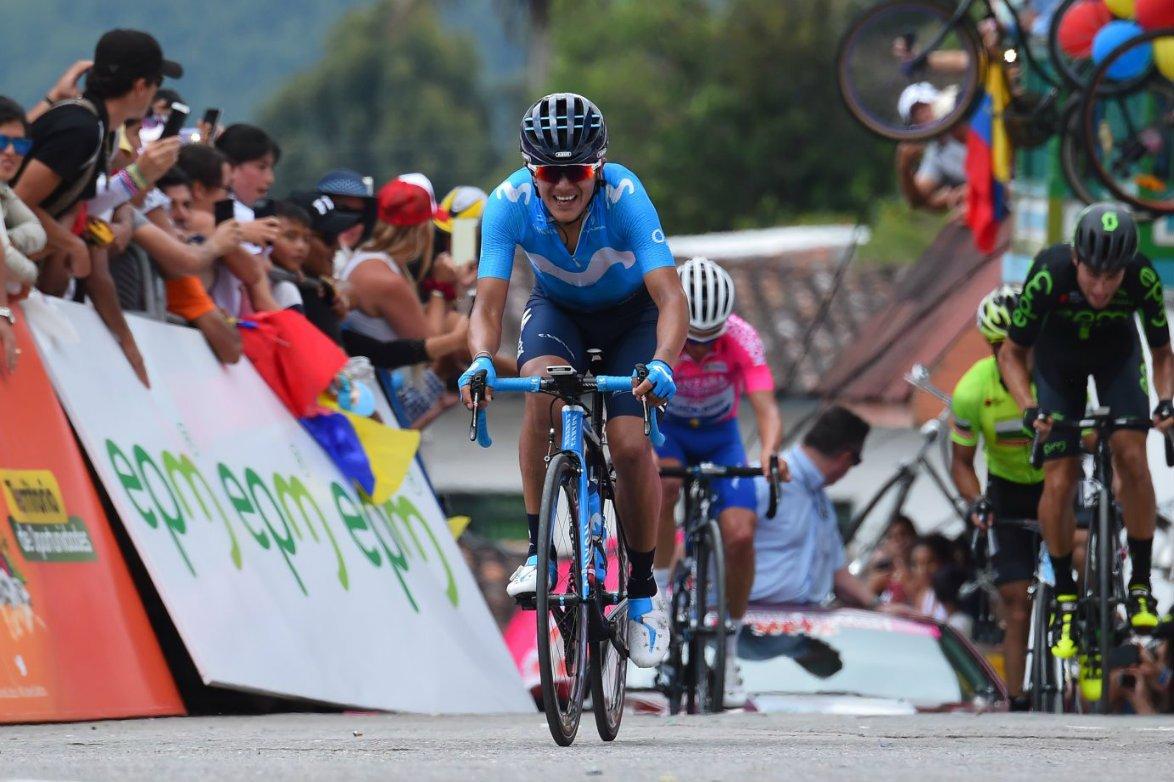 Vuelta: Richard Carapaz de fora por lesão e é substituído por José Joaquín Rojas