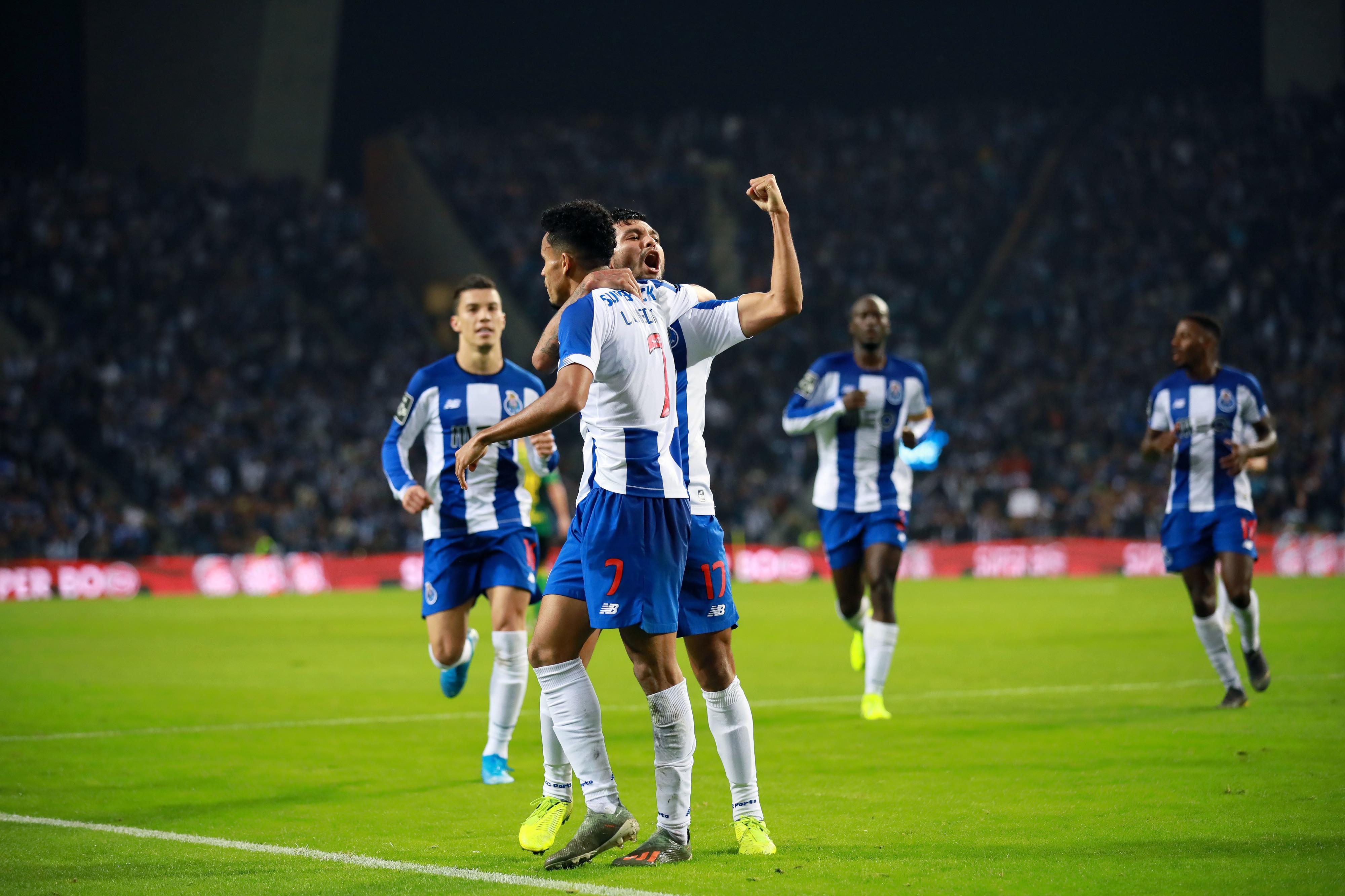 Casa Pia-FC Porto: Conceição recupera três 'noctívagos', num onze com muitas mudanças