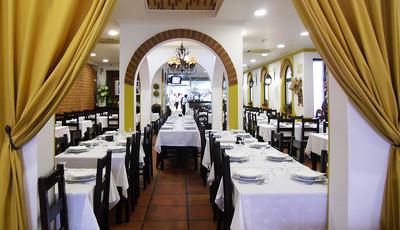 A boa cozinha regional ribatejana do restaurante O Forno, em Almeirim