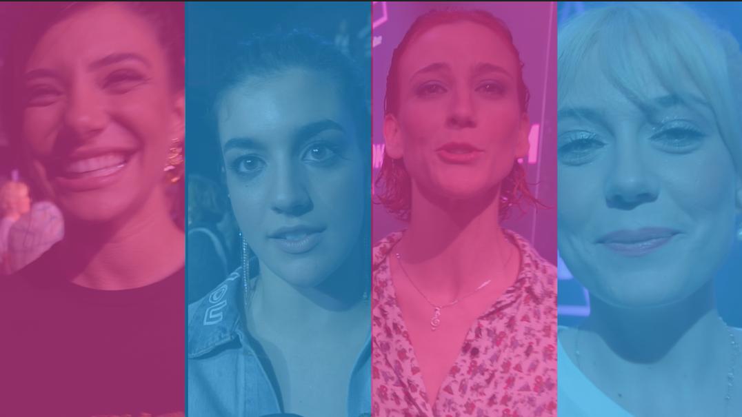 """""""Bem Bom"""" chega ao cinema em junho: à conversa com as atrizes e a realizadora do filme sobre as Doce"""