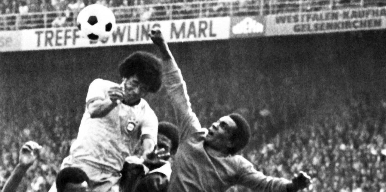 O pontapé da revolta e a 'louca' aventura do Zaire no Mundial de 1974