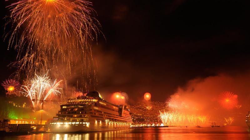 Madeira é o melhor destino europeu para a passagem de ano. Porto e Lisboa no top 15