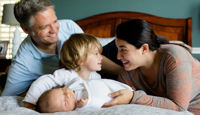 O papel do pai e da mãe na disciplina dos filhos