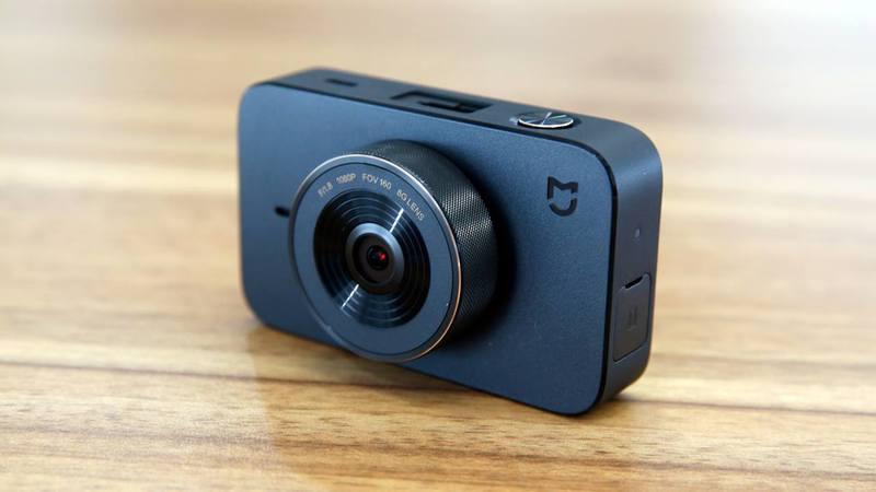 MiJia Car DVR, a câmara Xiaomi para as suas viagens na estrada