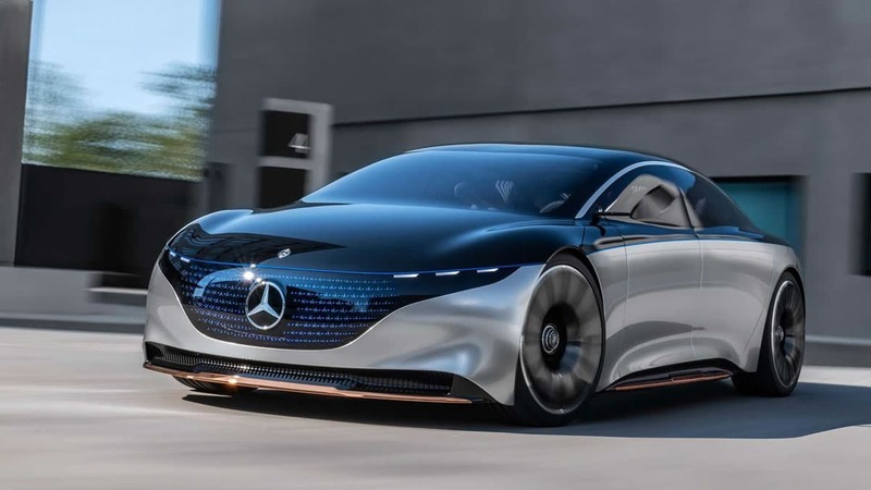 Mercedes-Benz EQS AMG é um poderoso elétrico com 600 CV