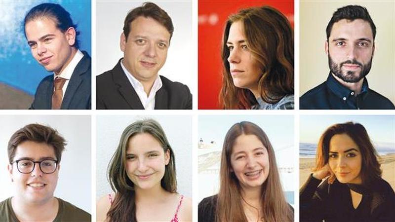 Quem são os mais jovens candidatos a deputados