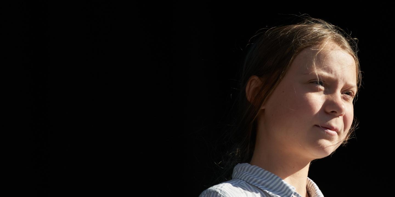Greta Thunberg chega a Lisboa de veleiro no início de dezembro