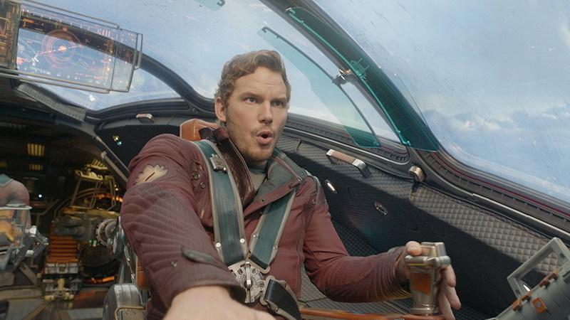 """""""Guardiões da Galáxia"""" foi o filme mais complicado da Marvel... e Chris Pratt foi o maior problema"""