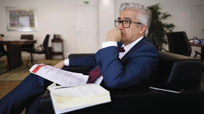 """António Lacerda Sales, secretário de estado da Saúde. """"Temos de contar com alguns meses de contenção"""""""