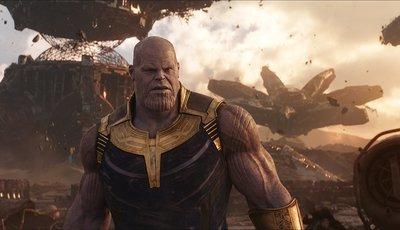 """""""Tolo pomposo"""": criador de Thanos não gostou do vídeo de Trump"""