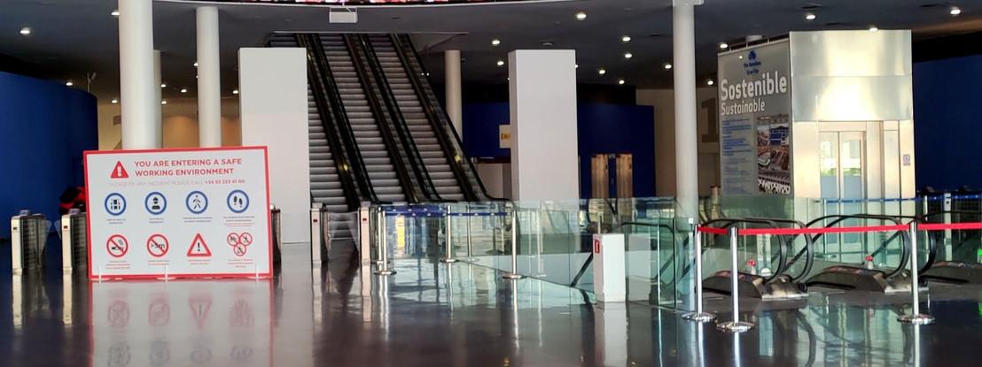 """MWC 2020: Esperava-se um """"oceano de pessoas"""" mas o Fira Barcelona é um autêntico deserto"""