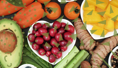 A importância dos antioxidantes