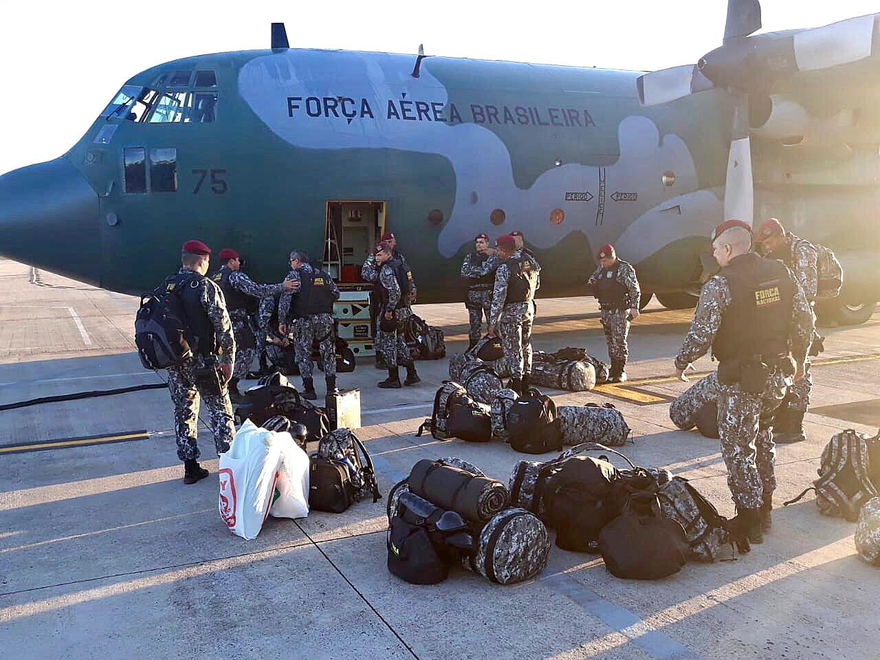 Brasil reforça segurança e diz que não pretende fechar fronteira com a Venezuela
