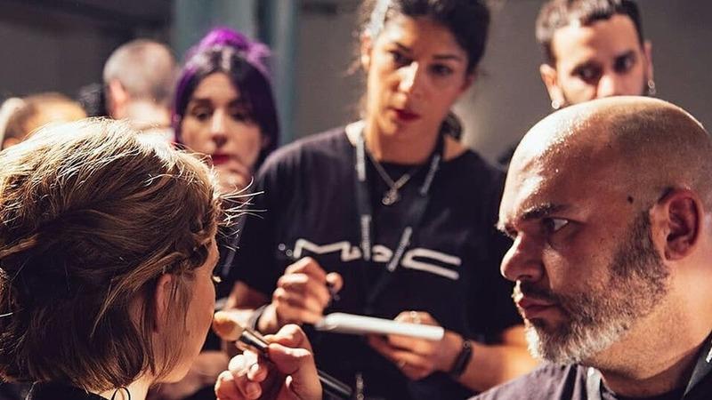 Nos bastidores: truques de maquilhagem dos experts no assunto