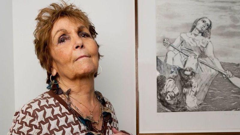 """""""Os contos cruéis de Paula Rego"""" em Paris para lhe dar o """"reconhecimento que merece"""""""