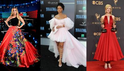 As famosas mais bem vestidas de 2017