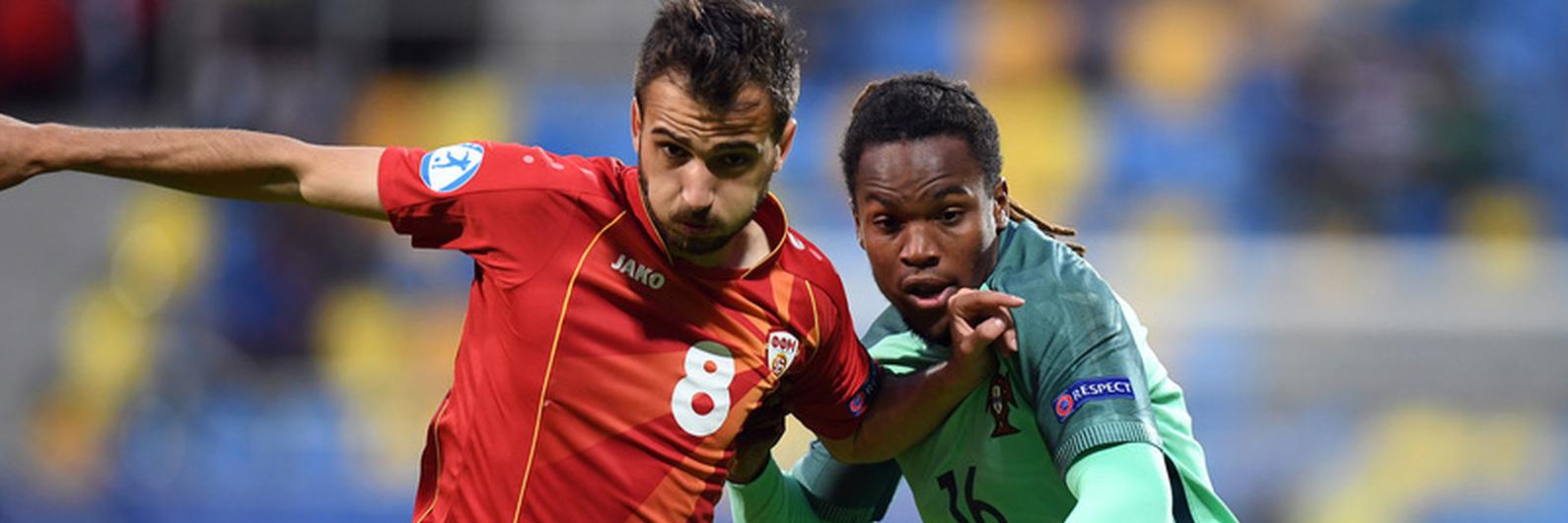 Vitória amarga: Portugal está fora do Euro de sub-21