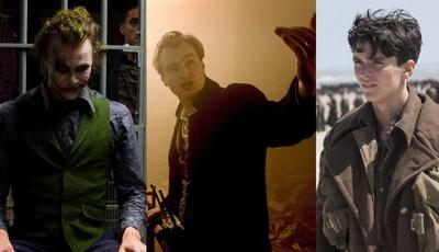 """De """"Batman"""" a """"Dunkirk"""": As melhores imagens dos filmes de Christopher Nolan"""