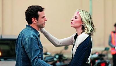 """Esta semana em """"Amor sem Igual"""", Pedro António e Fernanda beijam-se"""