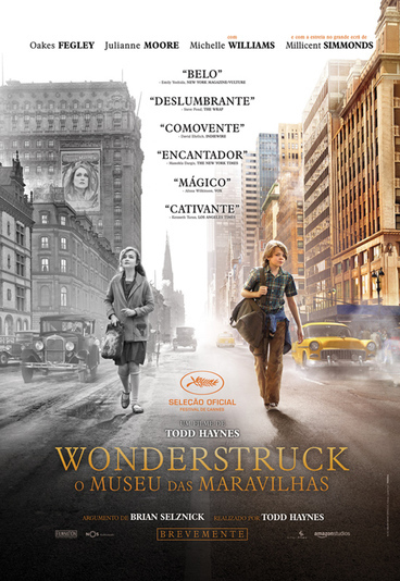 """""""Wonderstruck - O Museu das Maravilhas"""": Ganhe convites para a antestreia"""