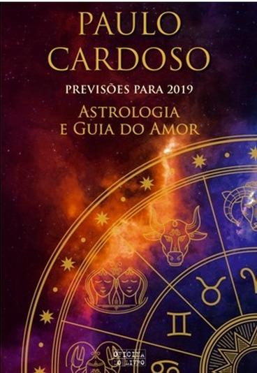 """Ganhe exemplares autografados do livro """"Astrologia e Guia do Amor 2019"""""""