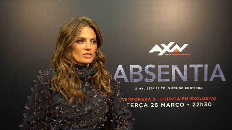 """À conversa com Stana Katic, a protagonista de """"Absentia"""": é tempo de colar os """"vidros estilhaçados"""""""