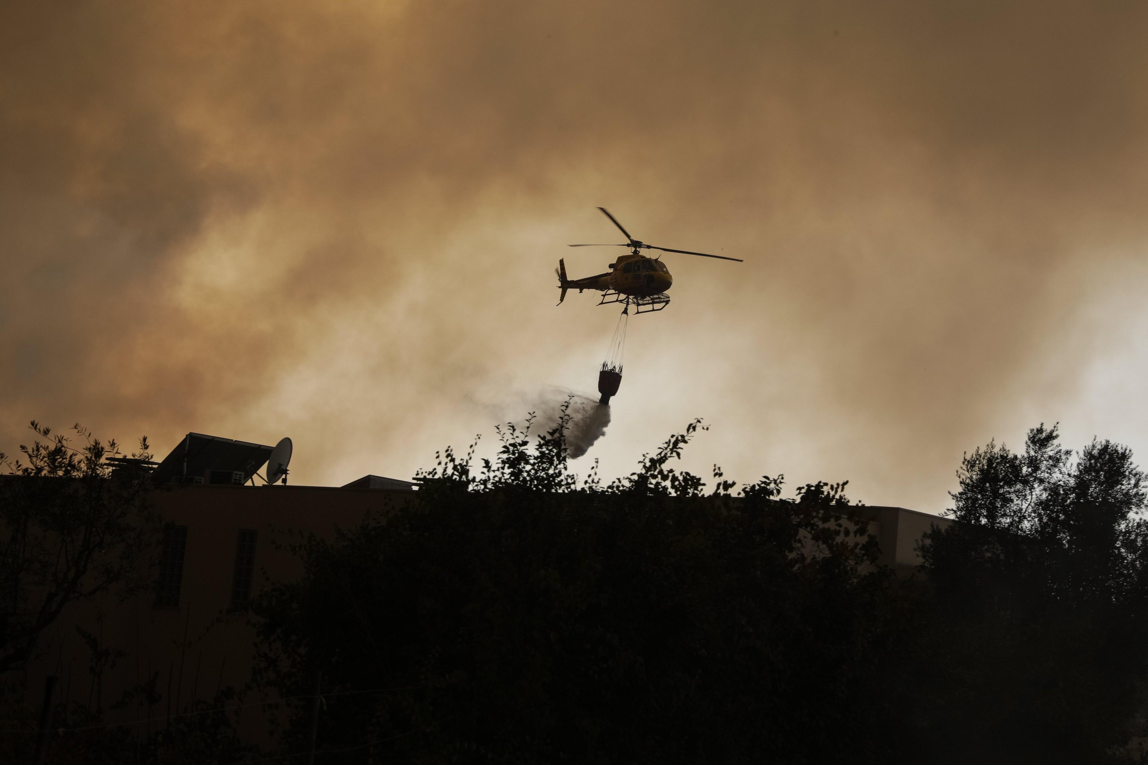 Meios aéreos. Portugal vai receber apoio de Itália para os incêndios