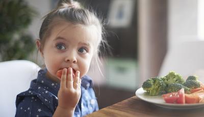 Truques para os seus filhos gostarem de verduras