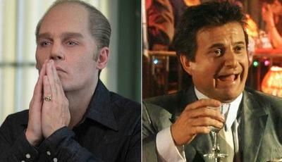 Mafiosos reais: Estes atores interpretaram-nos na perfeição