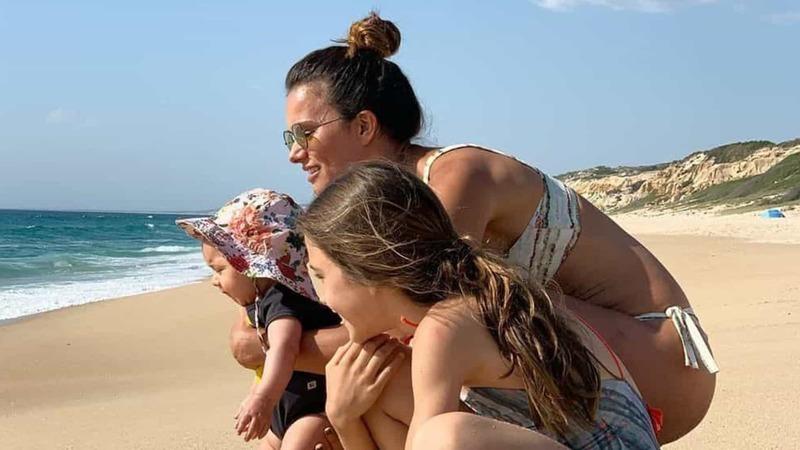 """Cláudia Vieira confessa que """"hesitou"""" na decisão de ter um 2.º filho"""