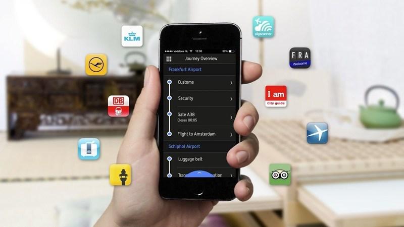 20 apps de viagem que não podem faltar no telemóvel